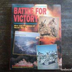 Militaria: LIBRO EN INGLÉS 2A GUERRA MUNDIAL. NAZIS, HITLER, PEARL HARBOR. MUCHAS FOTOS. Lote 168705952