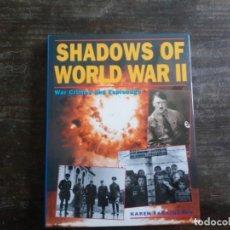 Militaria: LIBRO EN INGLÉS 2A GUERRA MUNDIAL. NAZIS, HITLER, BOMBA ATÓMICA, MUCHAS FOTOS. Lote 168706536