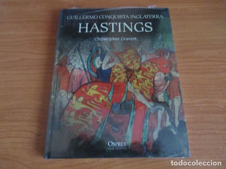 OSPREY: GRANDES BATALLAS - HASTINGS , GUILLERMO CONQUISTA INGLATERRA (Militar - Libros y Literatura Militar)
