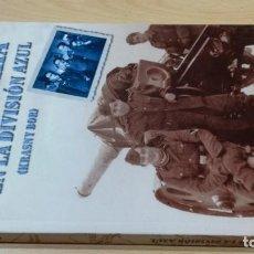 Militaria: ARTILLERÍA EN LA DIVISIÓN AZUL - ANTONIO DE ANDRES Y ANDRES - KRASNY BOR -. Lote 191309397
