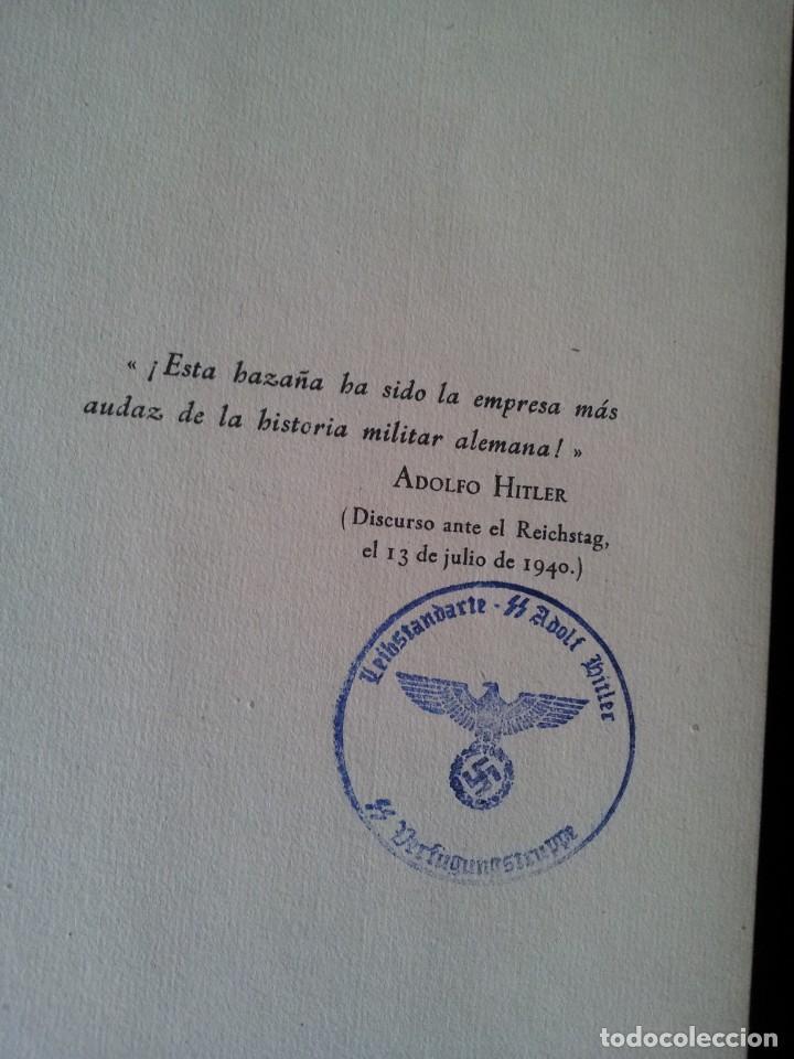 Militaria: GEORG VON HASE - LA CONQUISTA DE LOS FIORDS NORUEGOS - MATASELLO DE AGUILA, ADOLF HITLER III REICH - Foto 9 - 169227876