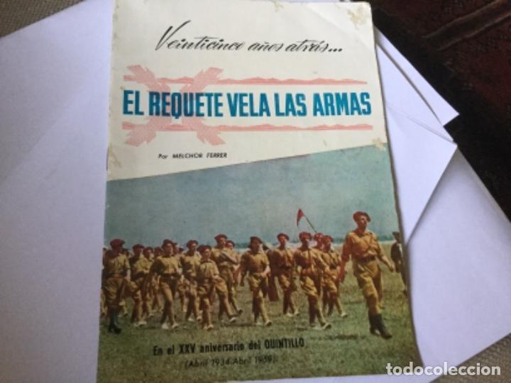 EL REQUETE VELA LAS ARMAS (Militar - Libros y Literatura Militar)