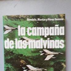 Militaria: LA CAMPAÑA DE LAS MALVINAS. ED SAN MARTIN. Lote 169894320