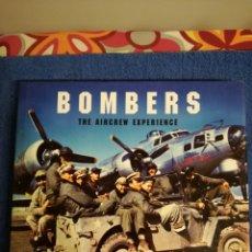 Militaria: BOMBARDEROS.LIBRO SOBRE LAS TRIPULACIONES DE LOS BOMBARDEROS EN LA SEGUNDA GUERRA MUNDIAL.. Lote 170462933