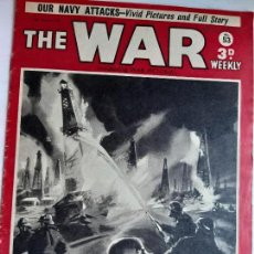Militaria: REVISTA THE WAR. NÚMERO 53. OCTUBRE DE 1940. Lote 170747300