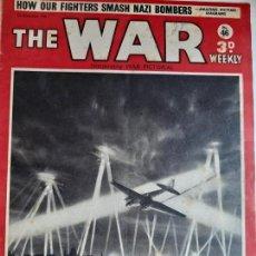 Militaria: REVISTA THE WAR. NÚMERO 46. SEPTIEMBRE DE 1940. Lote 170749140