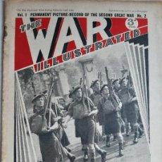 Militaria: REVISTA THE WAR ILLUSTRATED. NÚMERO 2. SEPTIEMBRE DE 1939. Lote 170750270
