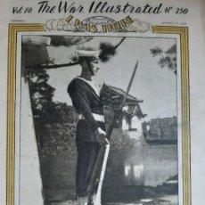 Militaria: REVISTA THE WAR ILLUSTRATED. NÚMERO 250. ENERO DE 1947. Lote 170750855