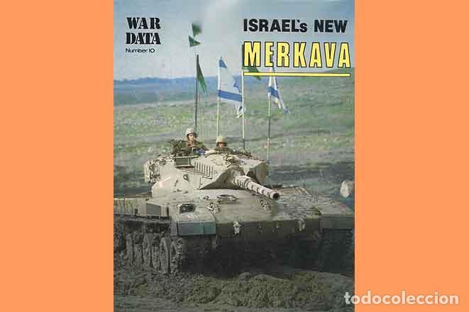 LIBRO EN INGLÉS TITULADO ISRAEL'S NEW MERKAVA (OCASIÓN, USADO) (Militar - Libros y Literatura Militar)