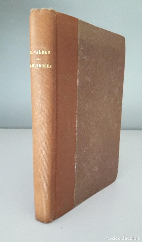 UN CAPELLAN, HEROE DE LA LEGIÓN . P. FERNANDO HUIDOBRO, P. RAFAEL VALDÉS 1938 (Militar - Libros y Literatura Militar)