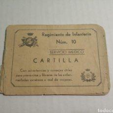 Militaria: REGIMIENTO DE INFANTERÍA. Lote 171772675