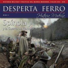 Militaria: DESPERTA FERRO HISTORIA MODERNA N.35. Lote 171776875
