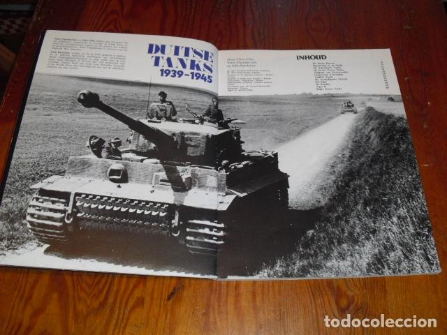 Militaria: DUITSE TANKS 1939 - 1945. - AÑO. 1978.- - Foto 2 - 171823718