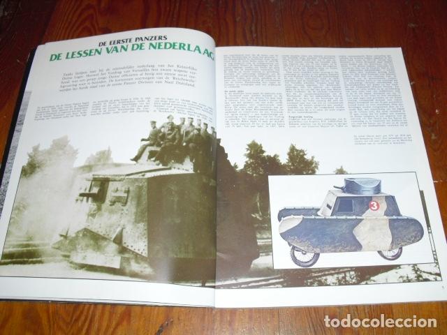 Militaria: DUITSE TANKS 1939 - 1945. - AÑO. 1978.- - Foto 3 - 171823718
