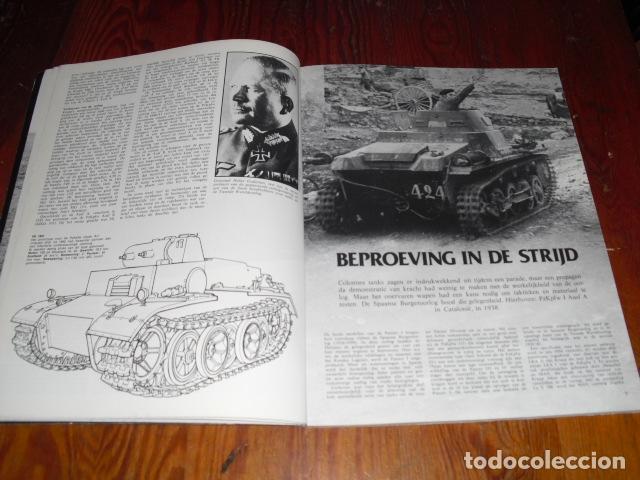 Militaria: DUITSE TANKS 1939 - 1945. - AÑO. 1978.- - Foto 6 - 171823718