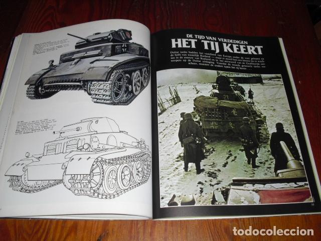 Militaria: DUITSE TANKS 1939 - 1945. - AÑO. 1978.- - Foto 10 - 171823718