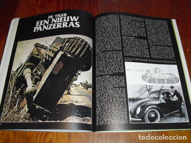 Militaria: DUITSE TANKS 1939 - 1945. - AÑO. 1978.- - Foto 12 - 171823718