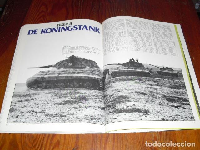 Militaria: DUITSE TANKS 1939 - 1945. - AÑO. 1978.- - Foto 14 - 171823718