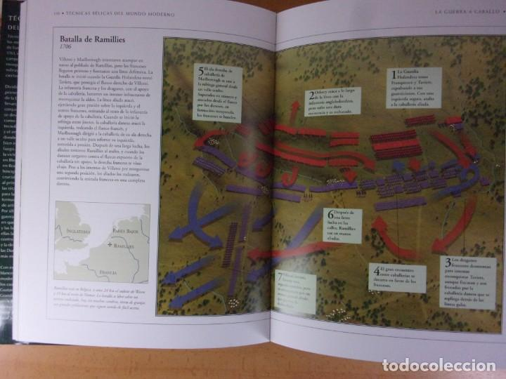 Militaria: TÉCNICAS BÉLICAS DEL MUNDO MODERNO. 1500-1763 / LIBSA. 2012 - Foto 4 - 172004350