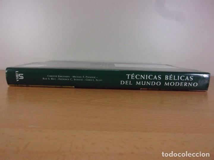 Militaria: TÉCNICAS BÉLICAS DEL MUNDO MODERNO. 1500-1763 / LIBSA. 2012 - Foto 7 - 172004350