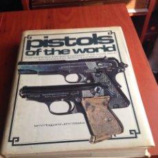 Militaria: PISTOLS OF THE WORLD. Lote 172095794
