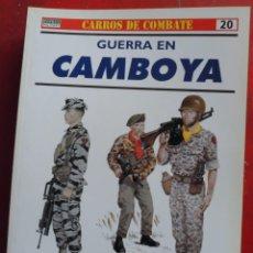 Militaria: GUERRA EN CAMBOYA. Lote 172865340