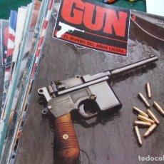 Militaria: COLECCIÓN GUN EL MUNDO DE LAS ARMAS LIGERAS 79 FASCICULOS FALTAN 1 PARA EL TOTAL DE 80. Lote 172895104