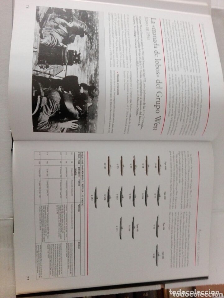 Militaria: SUBMARINOS ALEMANES 1939-1945 - Foto 6 - 172907973