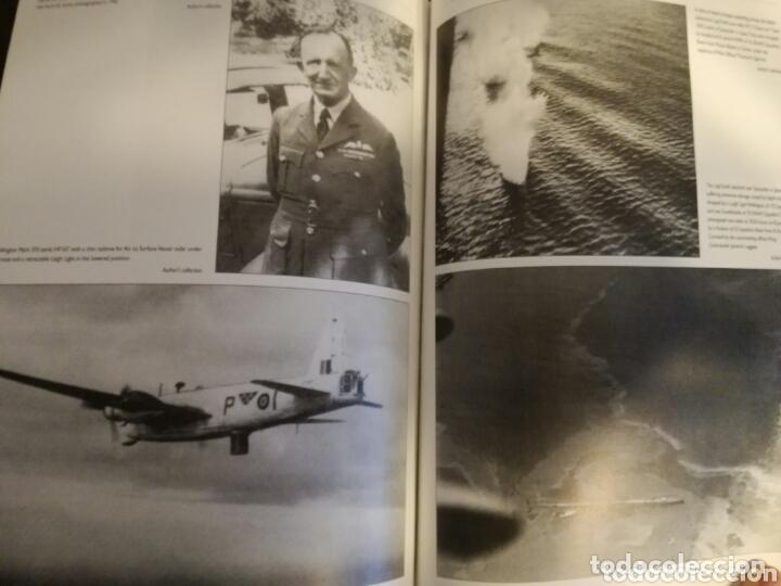 Militaria: Libro con Ilustraciones sobre La Batalla del Atlantico.Segunda Guerra Mundial. - Foto 4 - 172967007