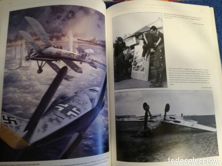 Militaria: Libro con Ilustraciones sobre La Batalla del Atlantico.Segunda Guerra Mundial. - Foto 7 - 172967007