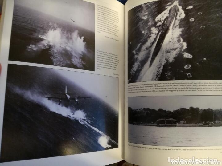 Militaria: Libro con Ilustraciones sobre La Batalla del Atlantico.Segunda Guerra Mundial. - Foto 10 - 172967007