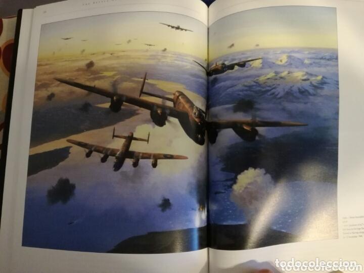 Militaria: Libro con Ilustraciones sobre La Batalla del Atlantico.Segunda Guerra Mundial. - Foto 11 - 172967007