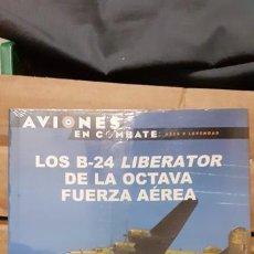 Militaria: LOS B 24 LIBERATOR DE LA OCTAVE FUERZA AEREA. OSPREY AVIONES DE COMBATE. Lote 173069128