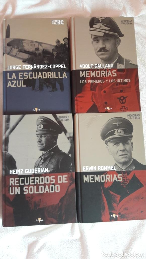 Militaria: Memorias de Guerra ed. Altaya - Foto 2 - 173561635