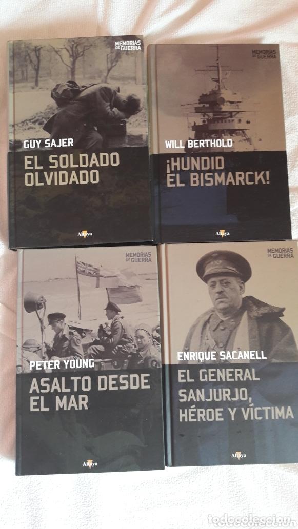 Militaria: Memorias de Guerra ed. Altaya - Foto 3 - 173561635