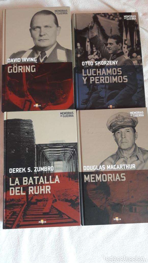 Militaria: Memorias de Guerra ed. Altaya - Foto 5 - 173561635