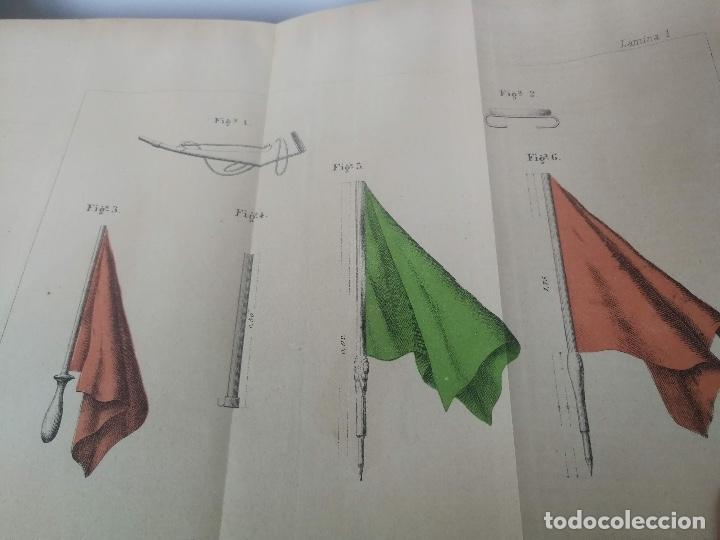 Militaria: 1890 - COLECCIÓN LEGISLATIVA DEL EJERCITO - PARQUE INTENDENCIA VALLADOLID - VESTUARIO, ULTRAMAR, EST - Foto 8 - 173675783