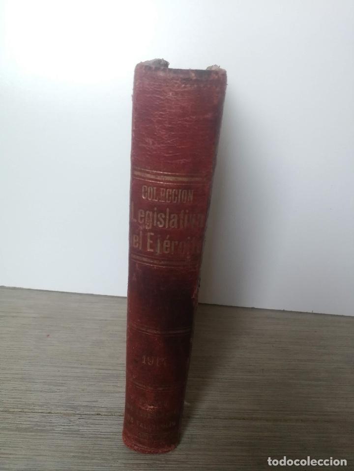 Militaria: 1914 - COLECCIÓN LEGISLATIVA DEL EJERCITO - PARQUE INTENDENCIA VALLADOLID - VESTUARIO, GUARDIA CIVIL - Foto 2 - 173676584