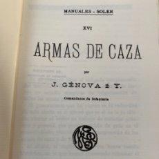 Militaria: ARMAS DE CAZA. Lote 173795000