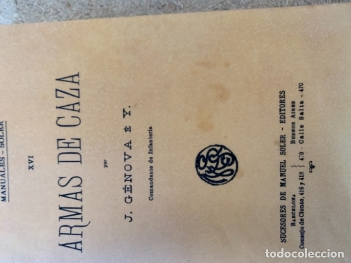 Militaria: Armas de Caza - Foto 2 - 173795000