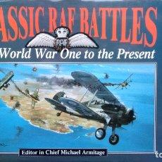 Militaria: CLASSIC RAF BATTLES. ROYAL AIR FORCE. Lote 174318169