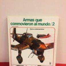 Militaria: ARMAS QUE COMMOVIERON EL MUNDO. Lote 174323719