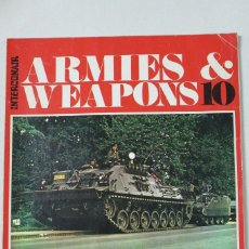 Militaria: ARMAS & WEAPONS FFRENCH TANKS 1915-1973. Lote 174324502