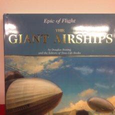 Militaria: THE GIGANT AIRSHIPS. Lote 174426170