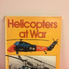Militaria: HELICOPTERS AT WAR. Lote 174426179