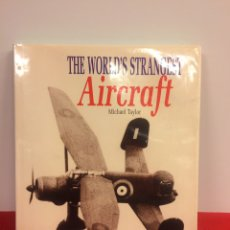 Militaria: THE WORLDS'S STRANGEST AIRCRAFT. Lote 174426220