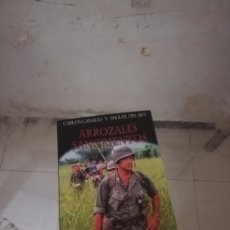 Militaria: EDAF ARROZALES SANGRIENTOS LA GUERRA DE VIETNAM. Lote 175032475