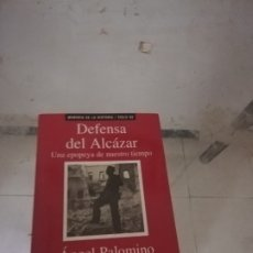 Militaria: DEFENSA DEL ALCÁZAR. Lote 175043610