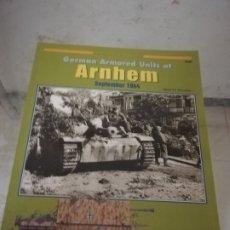 Militaria: CONCORD PUBLICATIONS ARNHEM. Lote 175044348