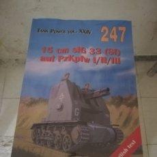 Militaria: TANK POWER. Lote 175044434